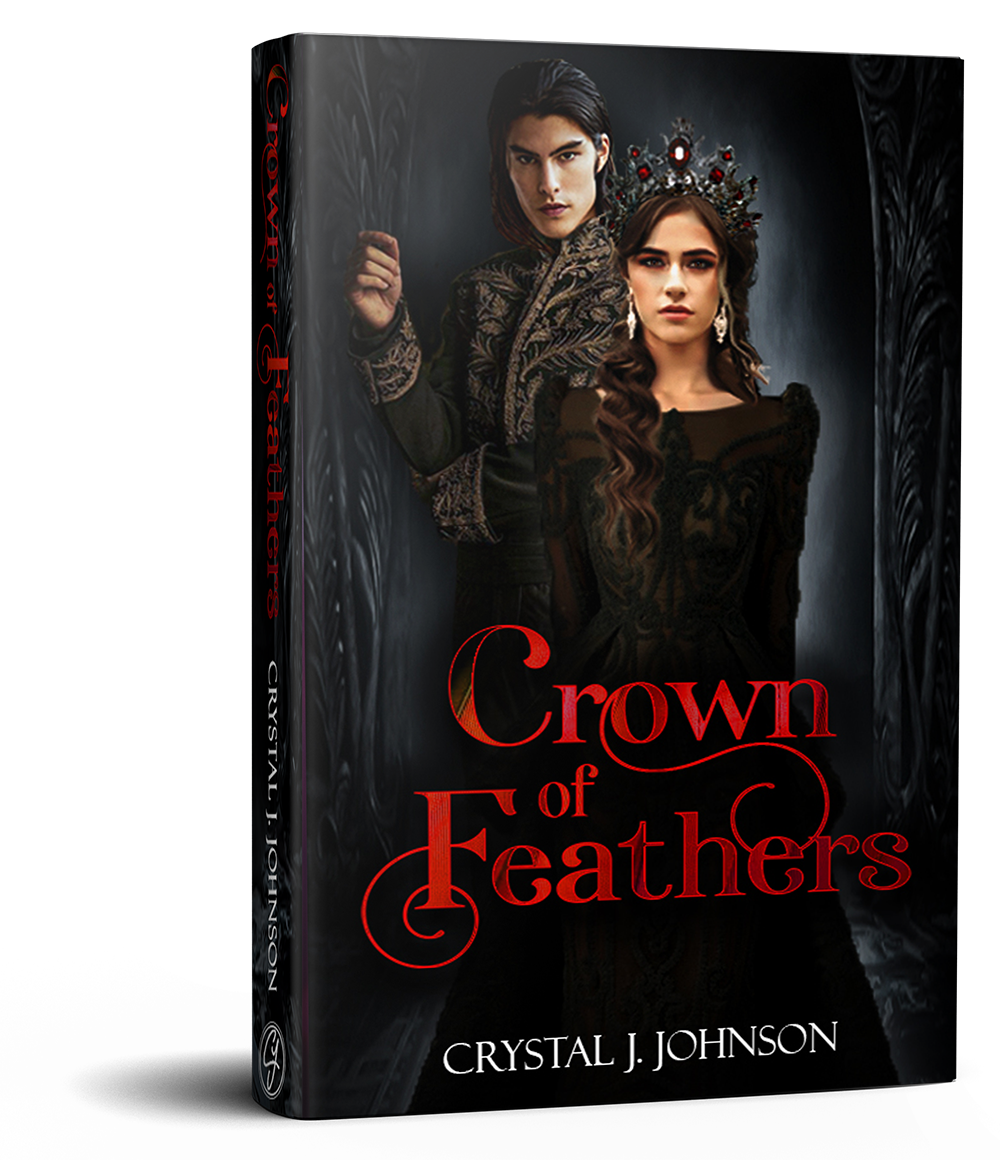 Crown of Feathers book two of the Crown Trilogy by Crystal J. Johnson