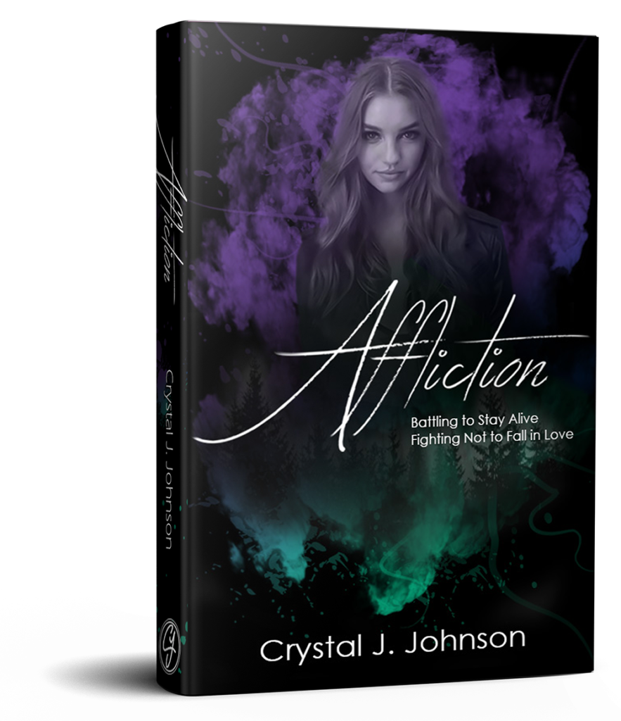 Affliction book one of the Affliction Trilogy by Crystal J. Johnson