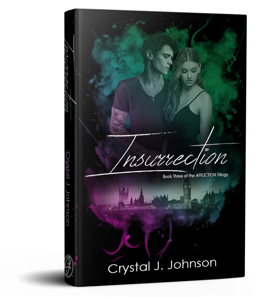 Insurrection book three of the affliction trilogy by Crystal J. Johnson