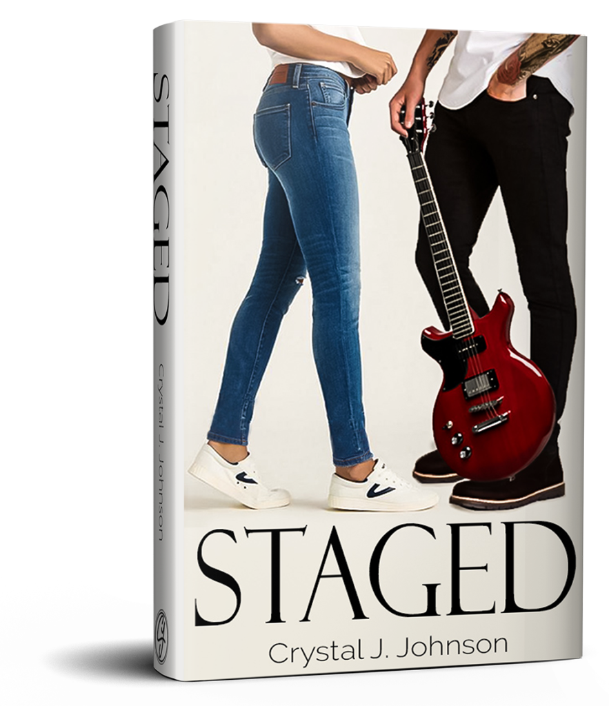 Staged by Crystal J. Johnson