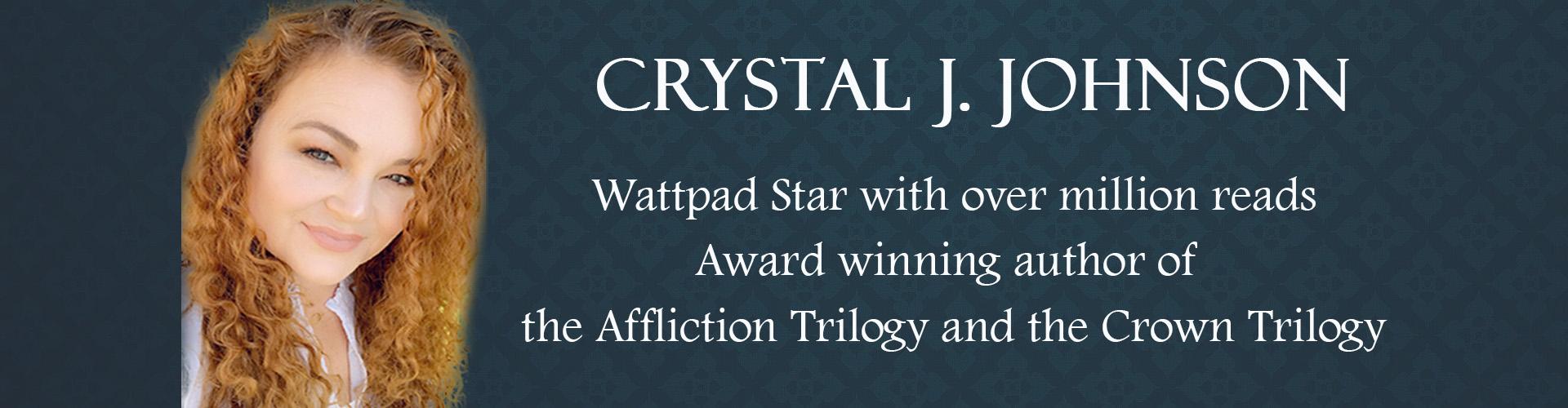 Author Crystal J. Johnson