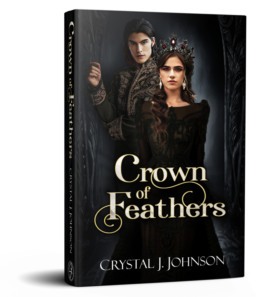 Crown of Feathers is the second book of the Crown Trilogy by Crystal J. Johnson